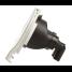 side view of Whale Smartbail Thru-Bulkhead Manual Bilge Pump