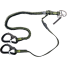 Wichard Proline'R Releasable Safety Tether - 1 Snap Shackle, 2 Snap Hooks, Elastic