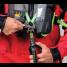 Wichard Proline'R Releasable Safety Tether - 1 Snap Shackle, 2 Snap Hooks, Elastic