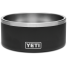 black of Yeti Coolers Boomer 8 Dog Bowl