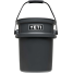 charcoal of Yeti Coolers LoadOut 5 Gallon Work Bucket