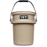 tan of Yeti Coolers LoadOut 5 Gallon Work Bucket