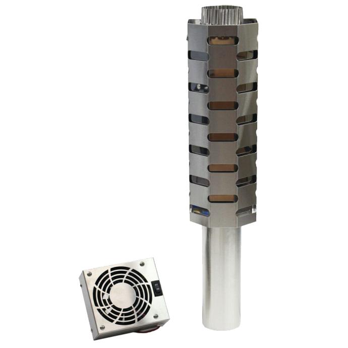 Heatex Stove Pipe Heat Exchangers