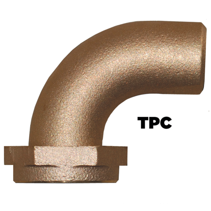 Tail Piece TP and TPC Series - Bronze