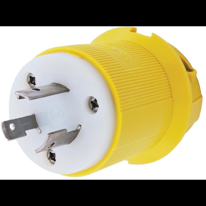 20 Amp 125 Volt Twist-Lock® Shore Power Connector
