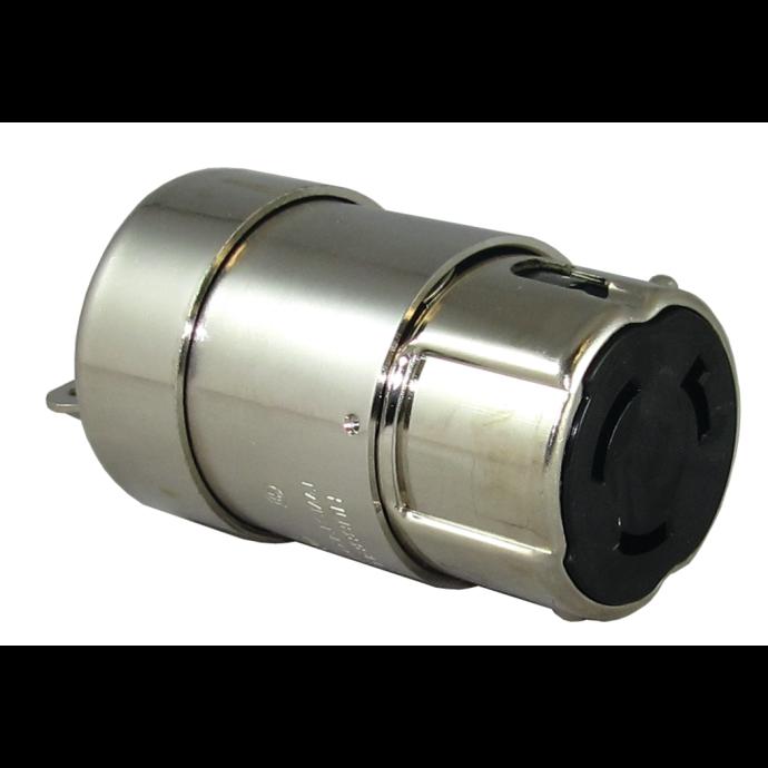 50 Amp 125V Shore Power Plug & Connector