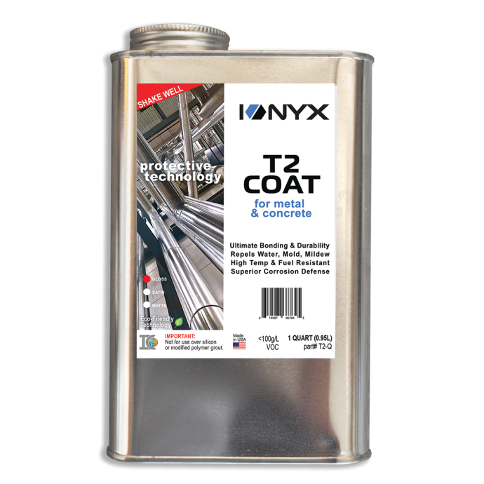 Ionyx T2 Metal & Concrete Coat - Gloss 1