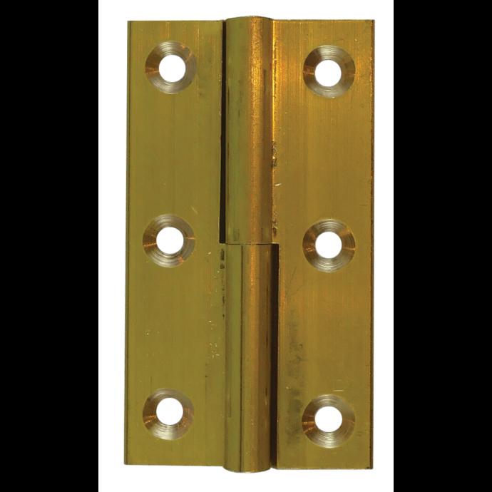 Merit Metal Custom Hinge 050