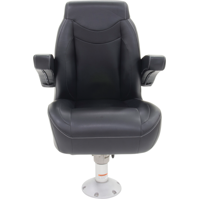 No Longer Available: Black Label Low Back Helm Seat 1