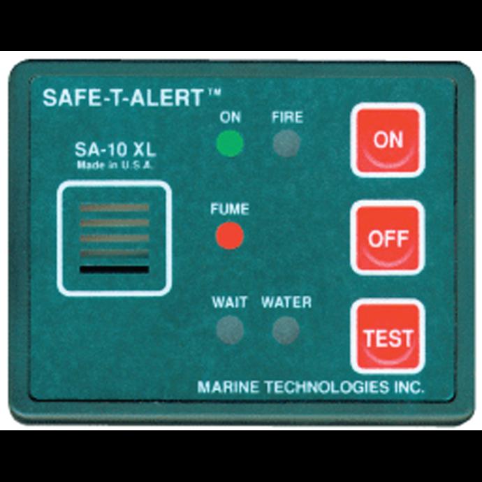 Fume, Fire & Flood Detector 1