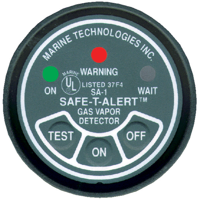In Dash Gasoline Fume Detector 1