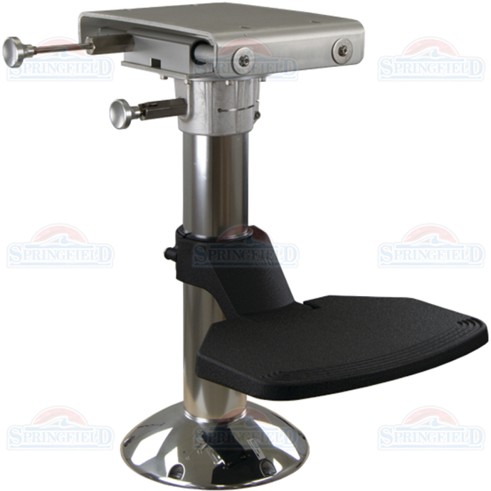 """Helm Package - 24"""" Fixed Height Pedestal 1"""