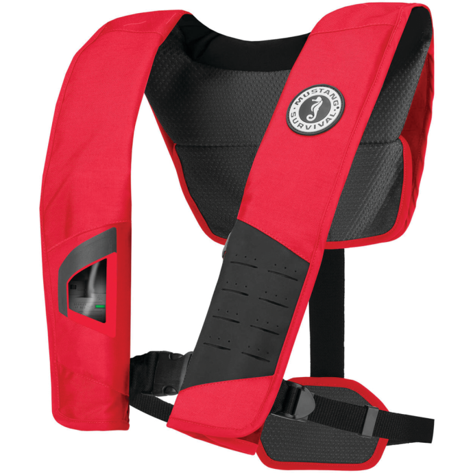 Deluxe 38 Automatic Inflatable PFD 1