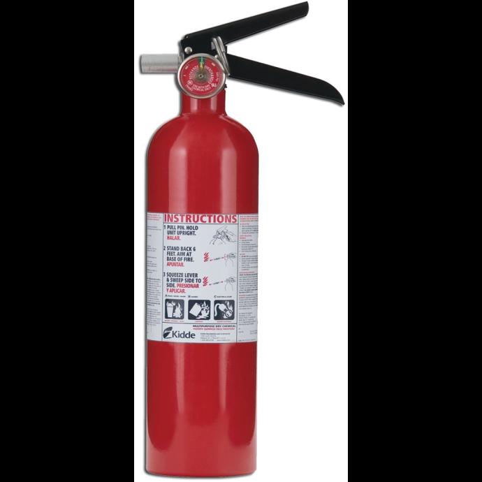 Portable Class 10-B:C Fire Extinguisher 1