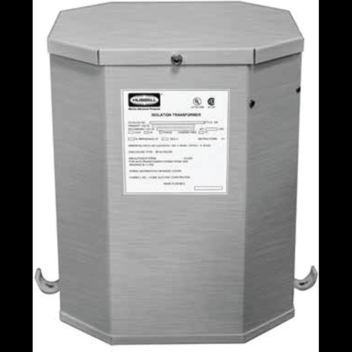 15 kVA 50A UL Listed Marine Isolation Transformers - 60 Hz 1