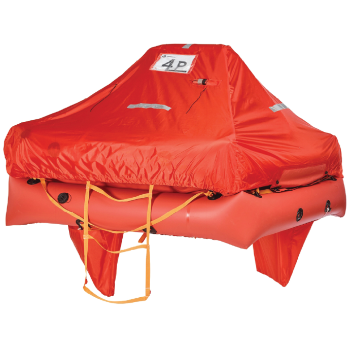 Coastal Mariner Liferaft - Low Profife 1