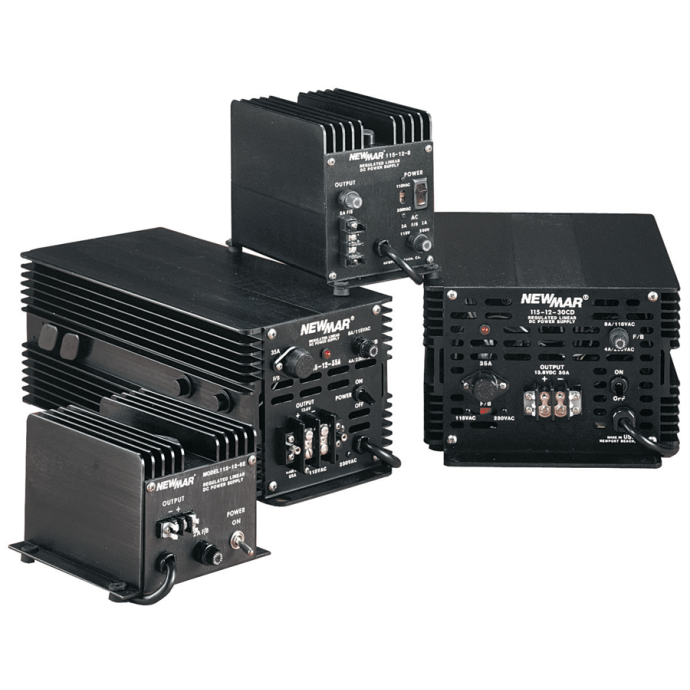 Heavy-Duty AC to DC Power Supplies