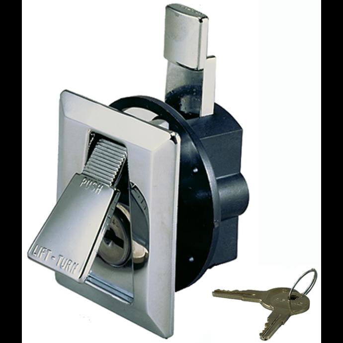 Flush Lock & Latch