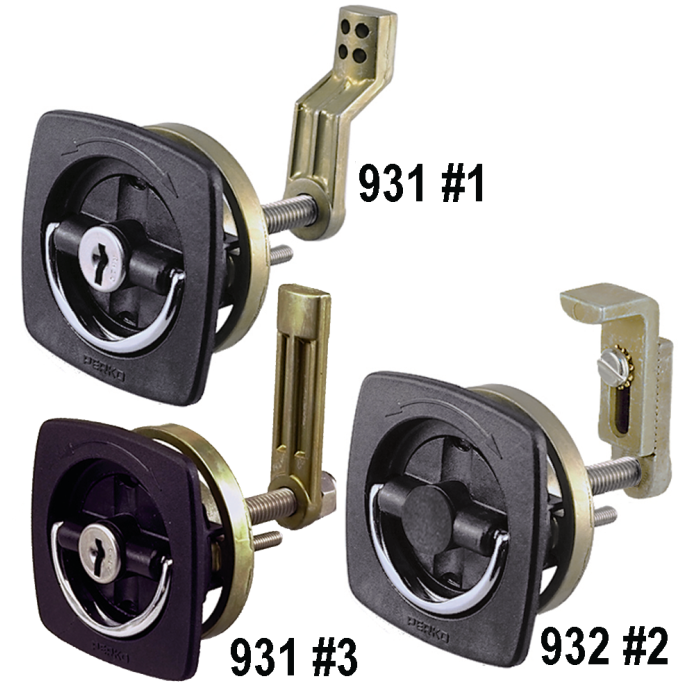 Door Flush Lock & Latch Sets