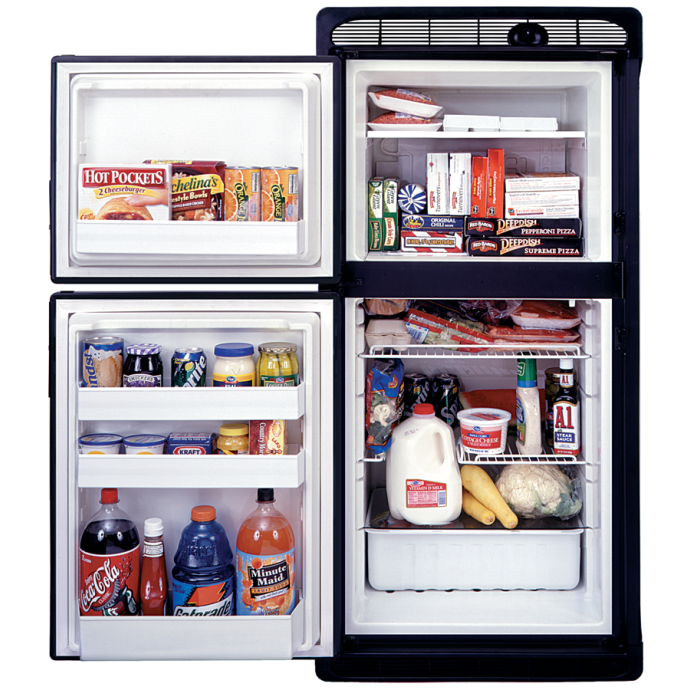 DE0061 Built-In Refrigerator