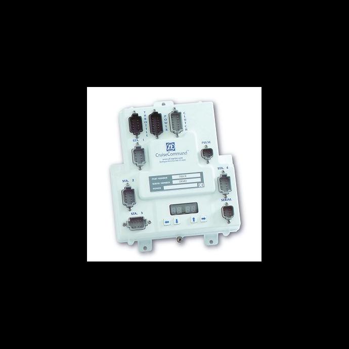 CruiseCommand Microprocessor