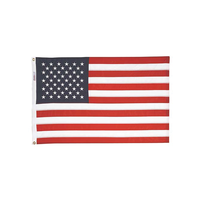 Bulldog® Cotton Outdoor U.S. Flag