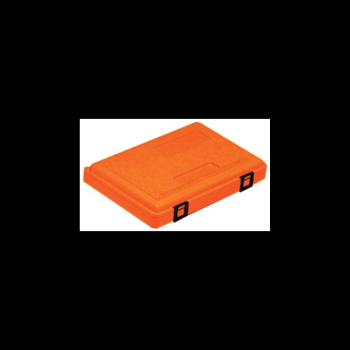Orange Flat Case