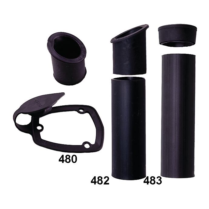 Rod holder Liners, Lips and Tubes