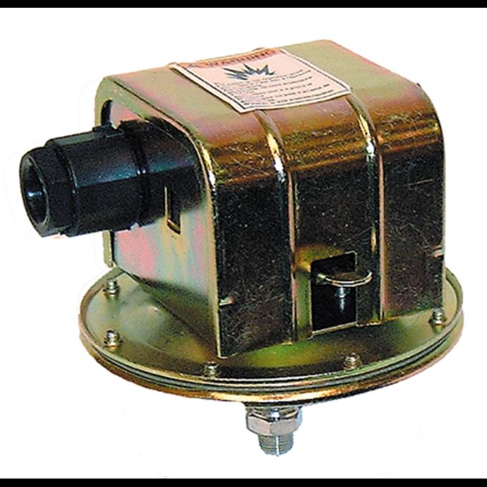 Vacuum Switch for Flexible Impeller Pumps 1