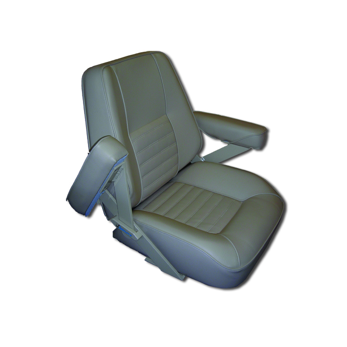 Rivermaster Seat - with Arms