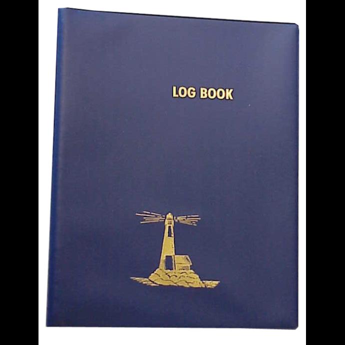 Log Books - Full Size