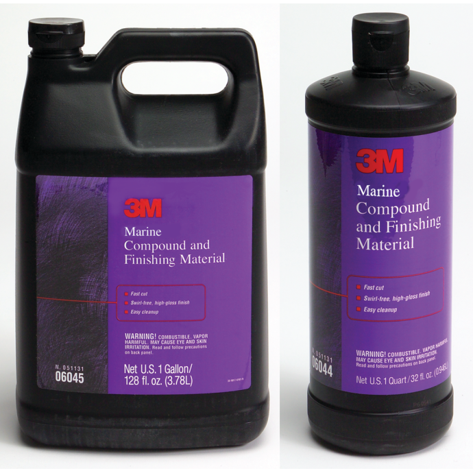 Imperial™ Compound & Finishing Material - for Gelcoat