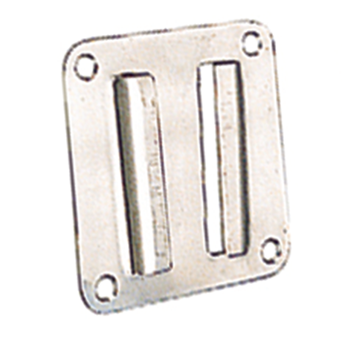 Mounting Plate F/Removable Rod Holder