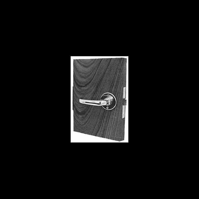 Mortise Door Latch - 3486T