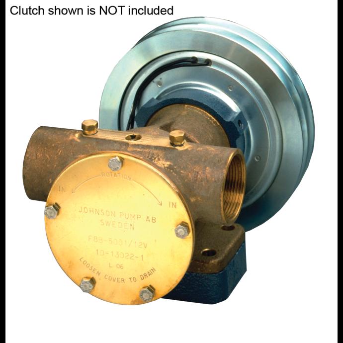 Electro-Magnetic Clutch Pump - Model F8B-50017