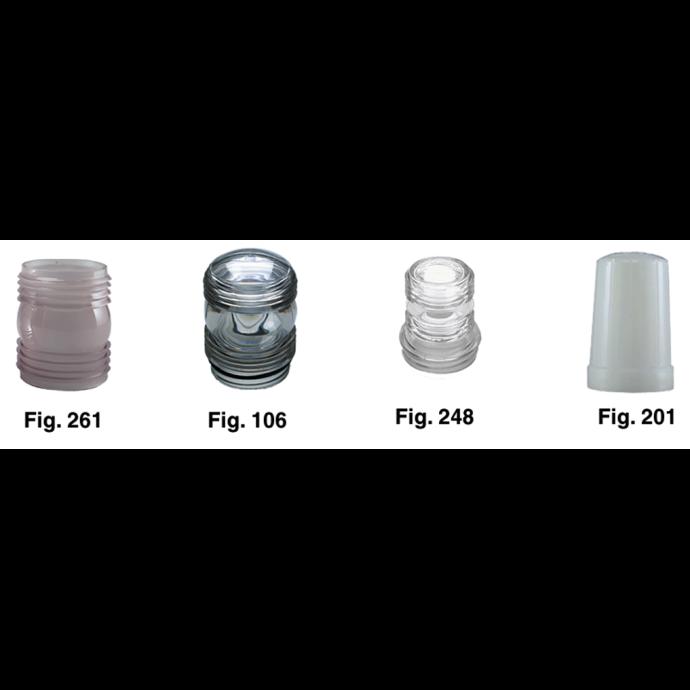 Lenses for All-Round Lights