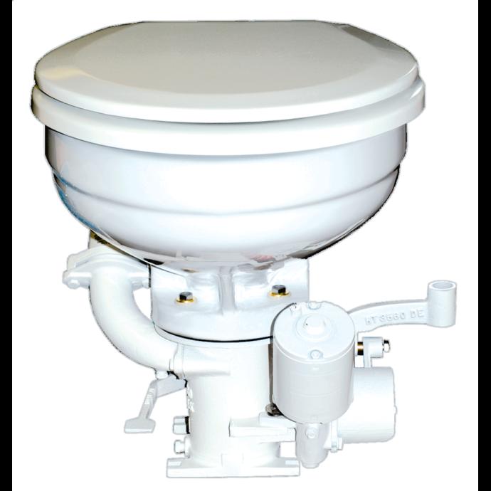 Model K-H Toilet - Electric