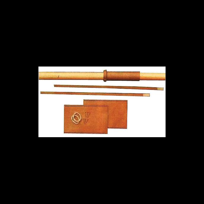 Barkley Sound Leather Oar Collars