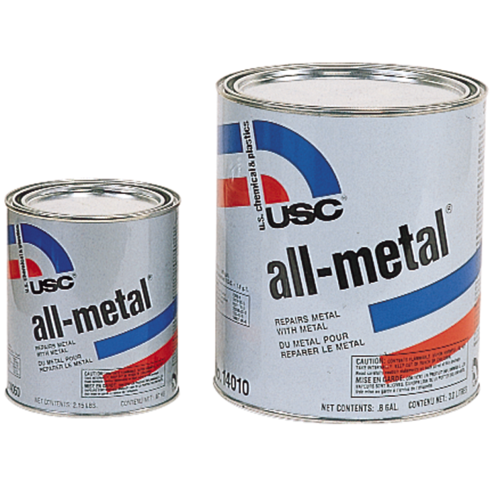 All-Metal® - Specialty Polyester Body Filler
