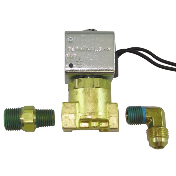 Marine LP Gas Solenoid Valve Kit