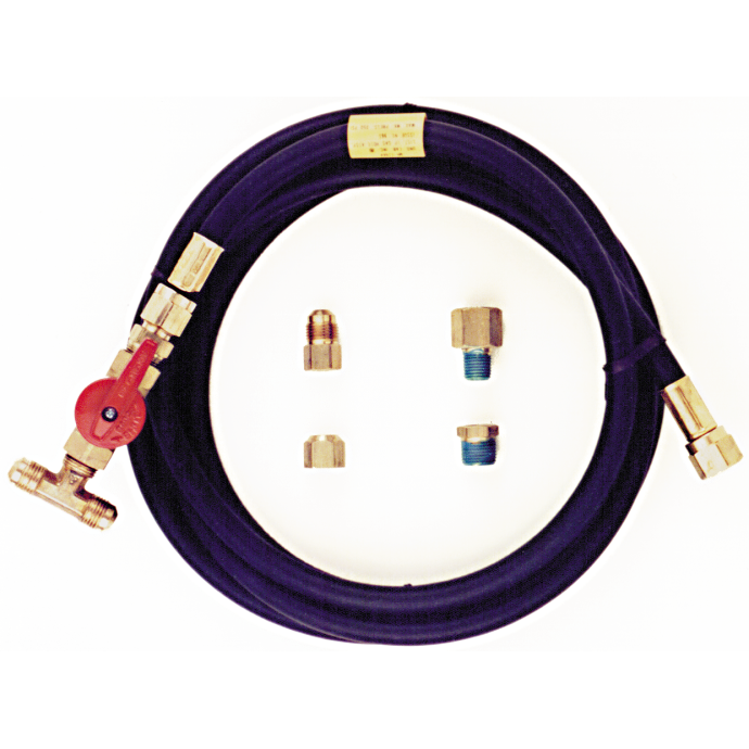 Low Pressure Propane Appliance Connection Kit
