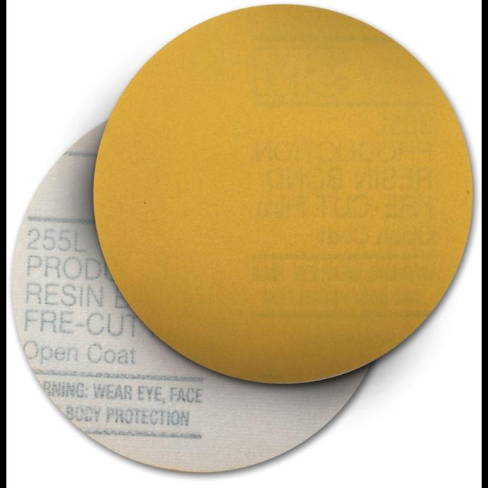 Stikit Film-Backed Gold Disc Rolls - 255L 1