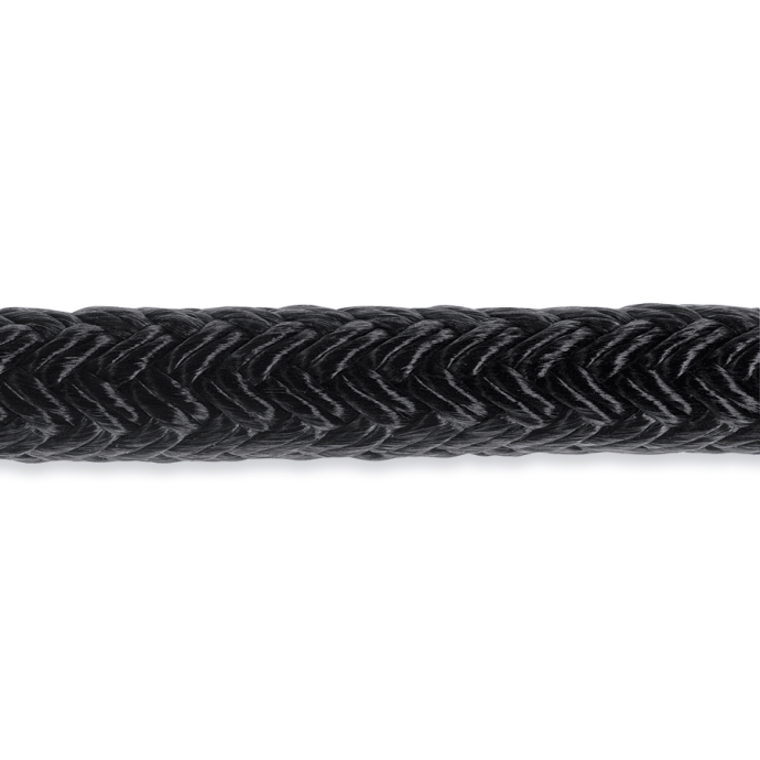 Solid Color Double Braid Nylon Anchor & Dock Line