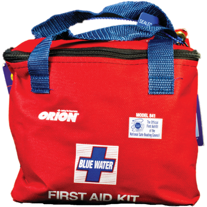 Blue Water First Aid Kit 1
