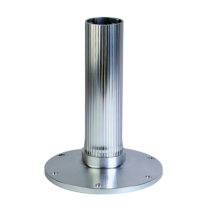 Fluted Series Pedestal Stanchions