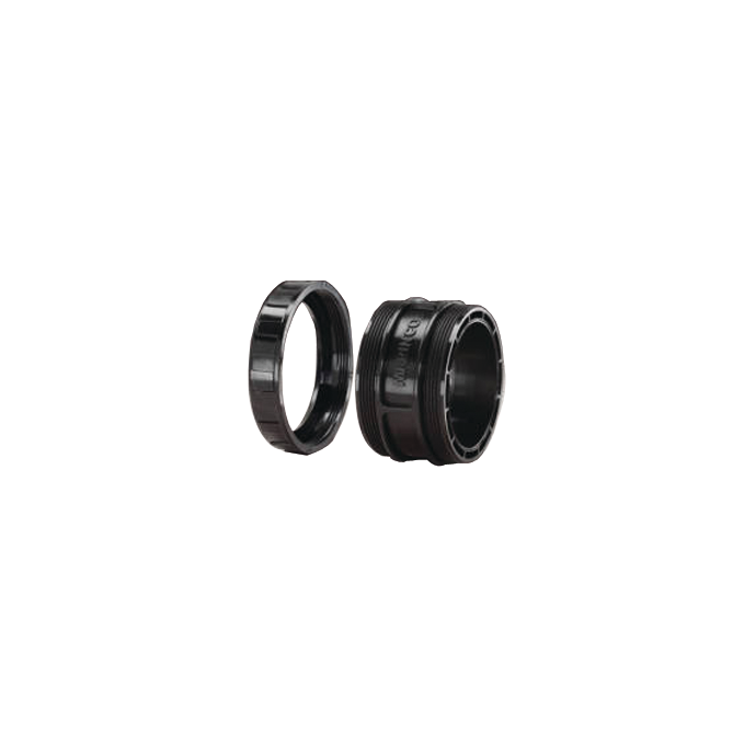 Amp Sealing Collar with Threaded Ring - 20 or 30 Amp