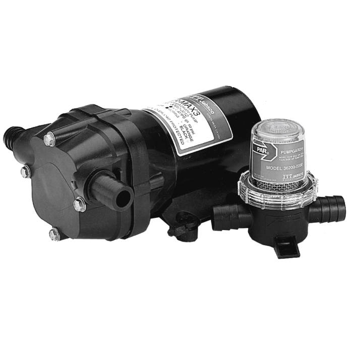 Shower Drain Pump with Filter