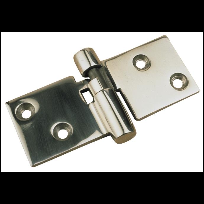 Locking Take-Apart Hinge