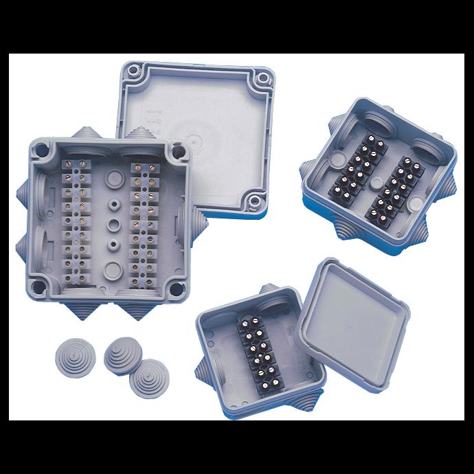 Waterproof Junction Boxes