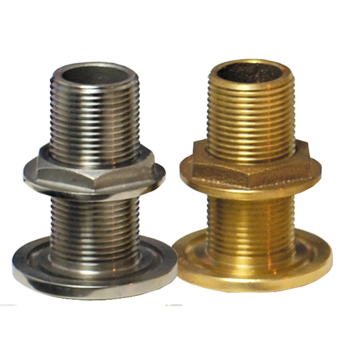 Bronze Thru-Hull Fittings TH Series